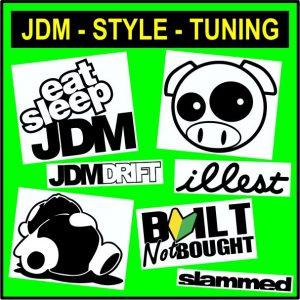 JDM - Style - Tuning