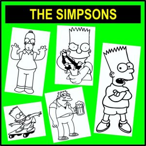 Cartoons - The Simpsons