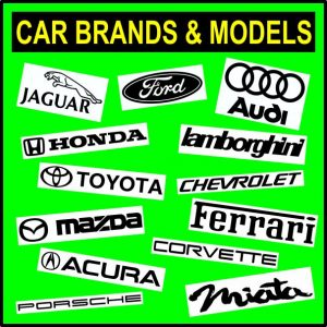 Car Brands & Models