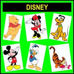 Cartoons - Disney