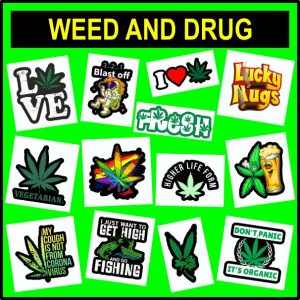 Weed and Drug